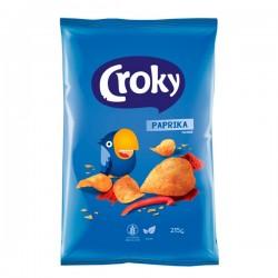 Croky chips Paprika 215 Gram