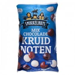 Chocolade kruidnoten Mix 300 Gram