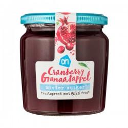 Albert Heijn Fruit spread Cranberry-Granaatappel