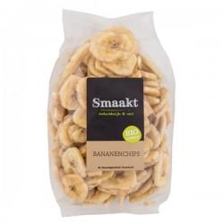 Smaakt Bananen chips 250 gram