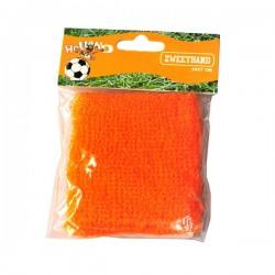 Oranje zweetbandje