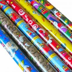 Sinterklaas inpakpapier 1 rol