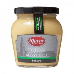 Marne Dijon mosterd pot 235 gram