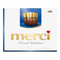 Merci Finest selection Melk 250 gram