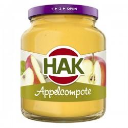 Hak Appelcompote 360 gram