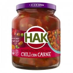 Hak Bonenschotel Chili con carne 360 gram
