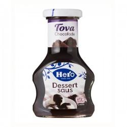 Hero Tova Chocolade dessert saus 125 ml
