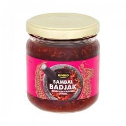Huismerk Sambal Badjak 200 gram