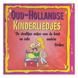 Oud-Hollands liedjesboekje - Roze