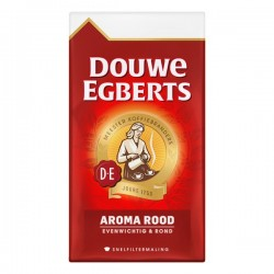 Douwe Egberts koffie snelfilter maling Aroma rood 500 gram