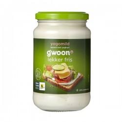 Huismerk Mayonaise met yoghurt pot 350 ml