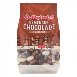 Bolletje Chocolade kruidnoten mix 310 gram