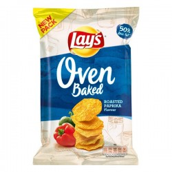 Lay's Oven chips Paprika 150 Gram