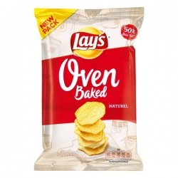 Lay's Oven chips Naturel 150 Gram
