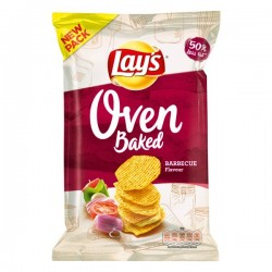 Lay's Oven chips Barbecue 150 Gram