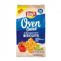 Lay's Oven biscuits Paprika & Mediterranean herbs 90 gram