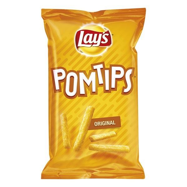 Lay's Pomtips zak 125 Gram