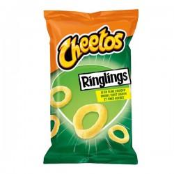 Cheetos Ringlings onion zak 125 Gram