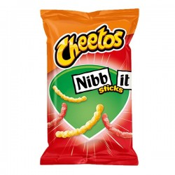 Cheetos Nibb-it sticks zak 110 Gram