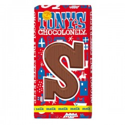 Tony's chocolonely chocolade letter Melk assortie