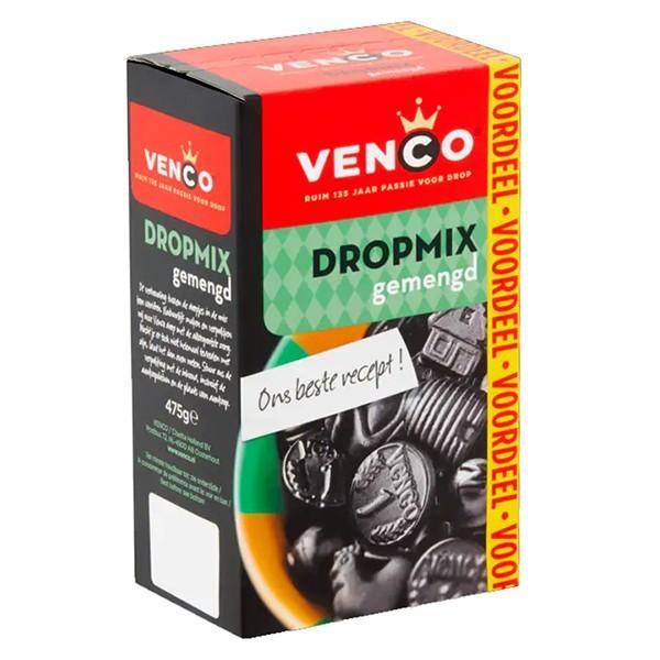 Venco Drop-mix Gemengd 500 Gram