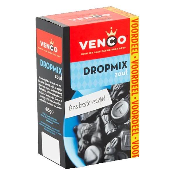 Venco Drop-mix Zout 500 Gram