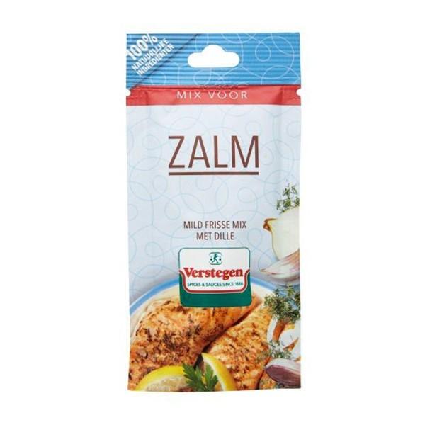 Verstegen Mix voor Zalm zakje 20 gram