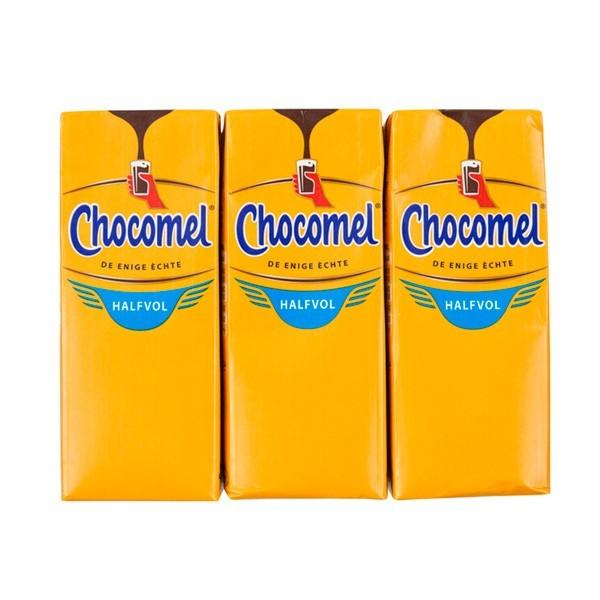 Chocomel Halfvol 6 x 200 ml