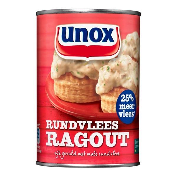 Unox Ragout Rundvlees 400 gram