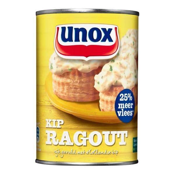 Unox Ragout Kip 400 gram