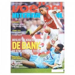 Tijdschrift -Voetbal International-