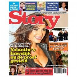 Tijdschrift -Story-