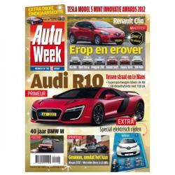 Tijdschrift -Autoweek-