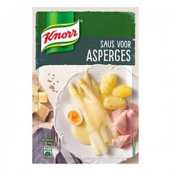 Knorr saus Asperge