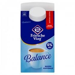 Friesche Vlag Balance Koffiemelk pak 466 ml
