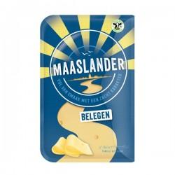 Maaslander kaas Belegen 50+ plakken 200 gram