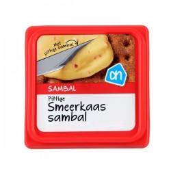 Huismerk Smeerkaas Sambal 100 gram