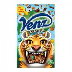 Venz rimboe Tijger vlokken melk-vanille 200 gram