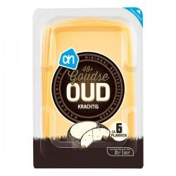 Huismerk Goudse kaas Oud plakken 190 gram