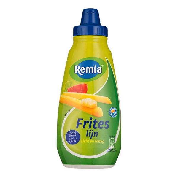 Remia Frites lijn 350 ml fles