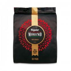 Moreno Koffiepads Regular 36 stuks
