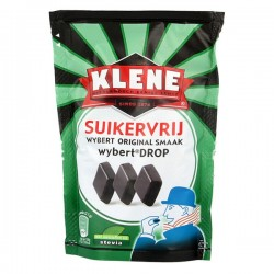 Klene Wybertdrop Suikervrij 105 Gram