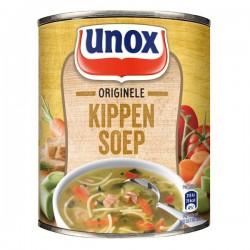Unox originele Kippensoep 800 ml