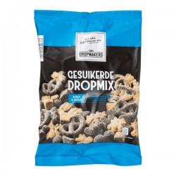 Huismerk Gesuikerde dropmix 400 gram