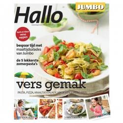 Tijdschrift -Hallo van Jumbo-