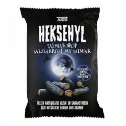 Heksehyl Salmiak drop 300 gram