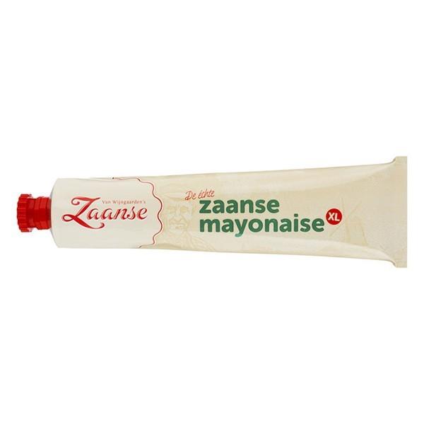 Zaanse Mayonaise tube XL 210 ml