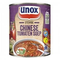 Unox stevige Chinese Tomatensoep 800 ml