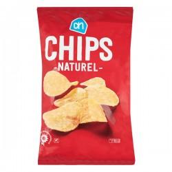Huismerk chips Naturel 250 Gram