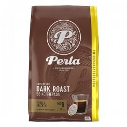 Perla Koffiepads Dark voordeel 56 stuks